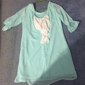 Dresses & Skirts - Teal dress!
